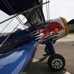 Ein Flying Bulls Flieger   ...... Bereit zum Abflug ......
