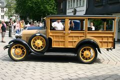 Ein Ford fürs Volk: Das Modell A (05)