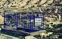 Ein Friedhof am Wege. Syrien          .120_3799