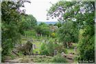 Ein Friedhof auf Stirling Castle