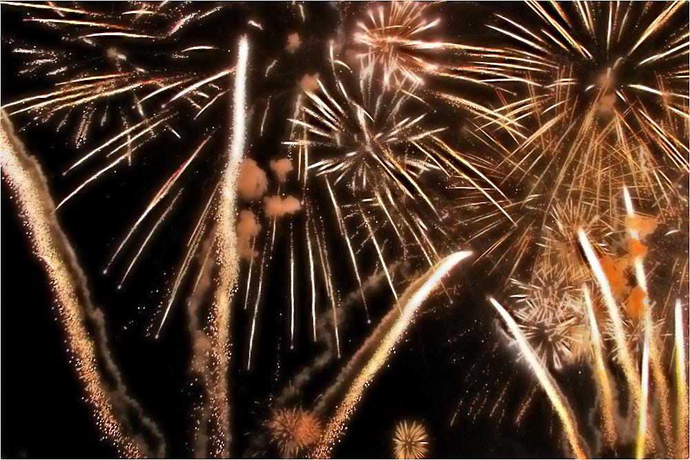 Ein frohes Neues Jahr....