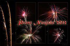 Ein frohes neues Jahr 2012...