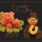 Ein frohes Neues Jahr 2014!