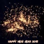Ein frohes, neues Jahr 2015.....
