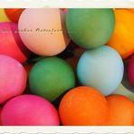 Ein frohes Osterfest ! Bleibt alle gesund !