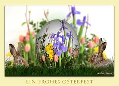 Ein frohes Osterfest.....