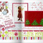 Ein frohes und besinnliches Weihnachtsfest wünsche ich Euch