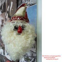 Ein frohes und gesegnetes Weihnachtsfest...