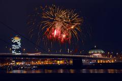 Ein frohes und glückliches Neues Jahr 2014