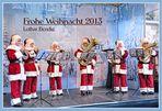Ein frohes Weihnachtsfest 2013