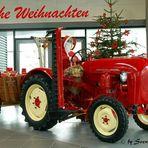 Ein frohes Weihnachtsfest ...