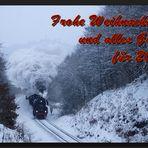 Ein frohes Weihnachtsfest und die besten Wünsche für 2014