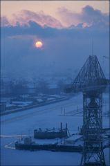 Ein frostiger Morgen 1983
