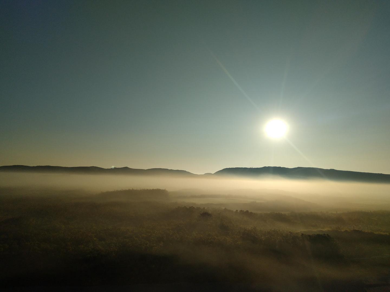 Ein früher Morgen auf Sylt