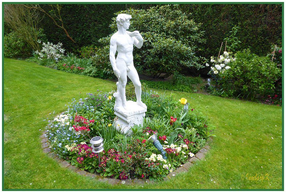 Ein Frühlingsgruß aus meinem Garten -
