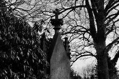 Ein Gang über den Friedhof I.