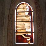 Ein ganz anderes Kirchenfenster....