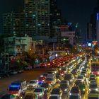 Ein ganz normaler Abend um 22:12 Uhr, Bangkok/Thailand