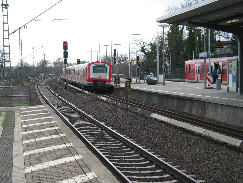 ein ganz normaler Tag in Hamburg-Bergedorf
