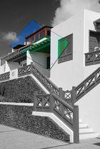 ein Gebäude in Playa Blanca - mal anders !