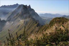 ein Genuss, im Alpstein zu wandern