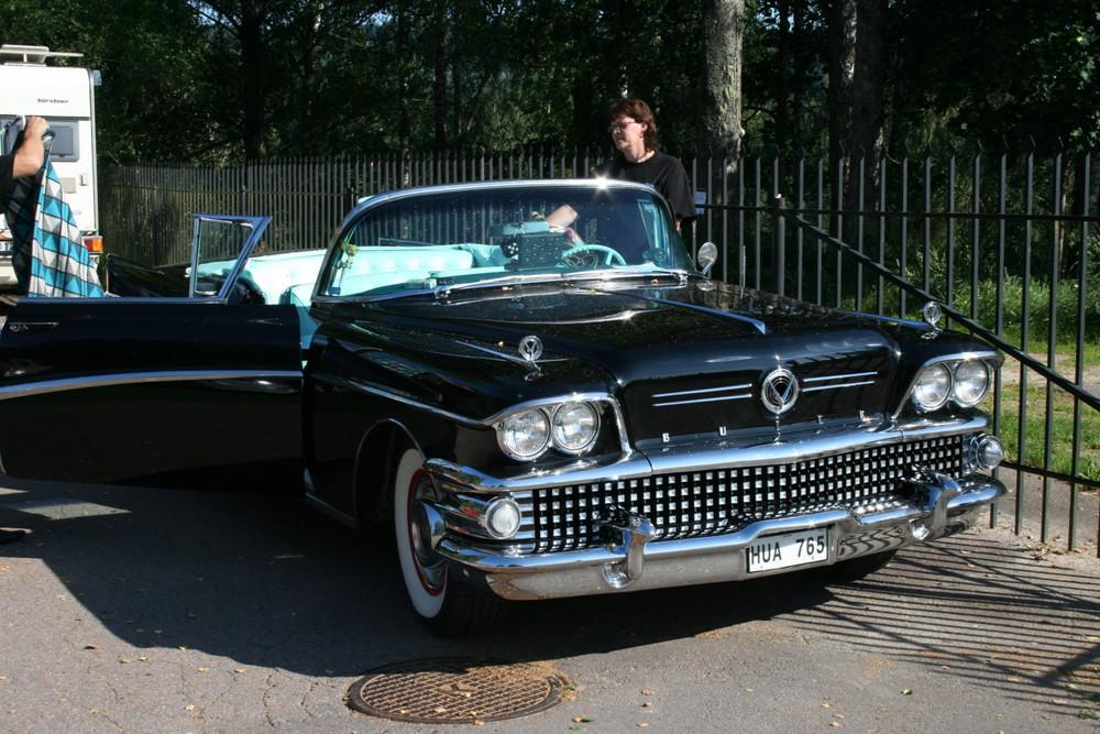 Ein gepflegter Buick