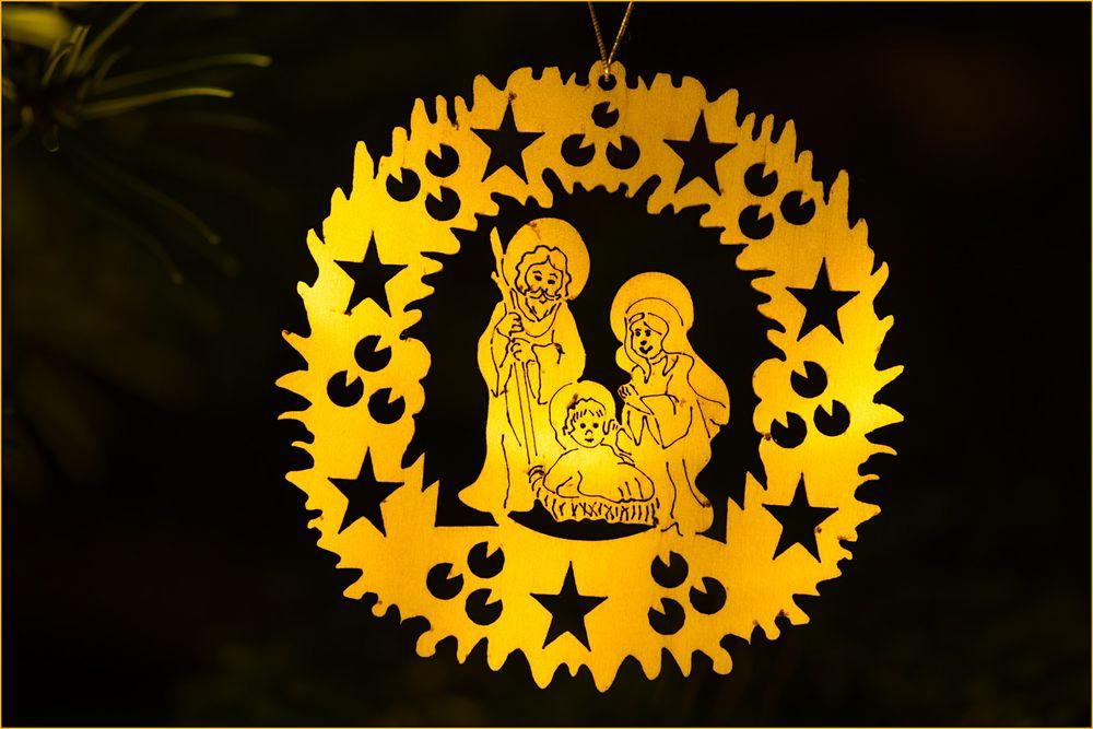 Ein gesegnetes Christfest