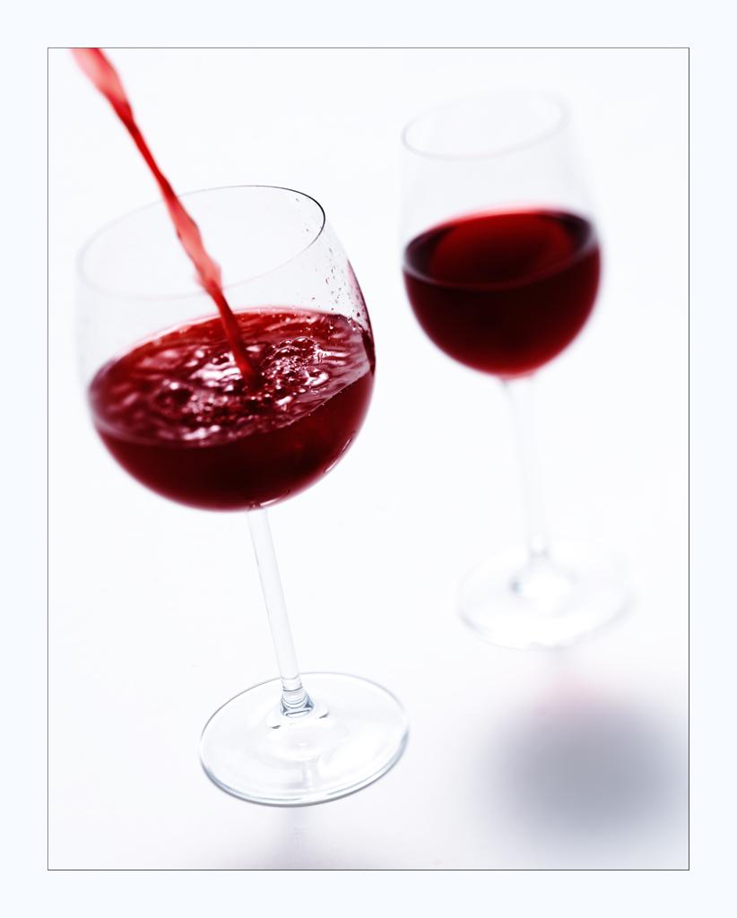 Ein Glas Wein...