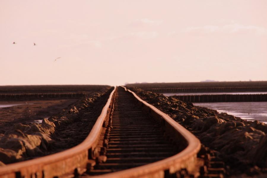 Ein Gleis nach ...