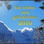 Ein glückliches Jahr 2010