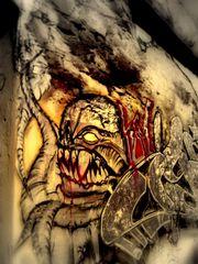 ... ein Graffitti der [DUNKLEN ART] 4