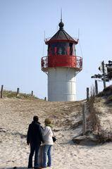 Ein Grund zum stehen bleiben.( Leuchtturm Gellen auf Hiddensee