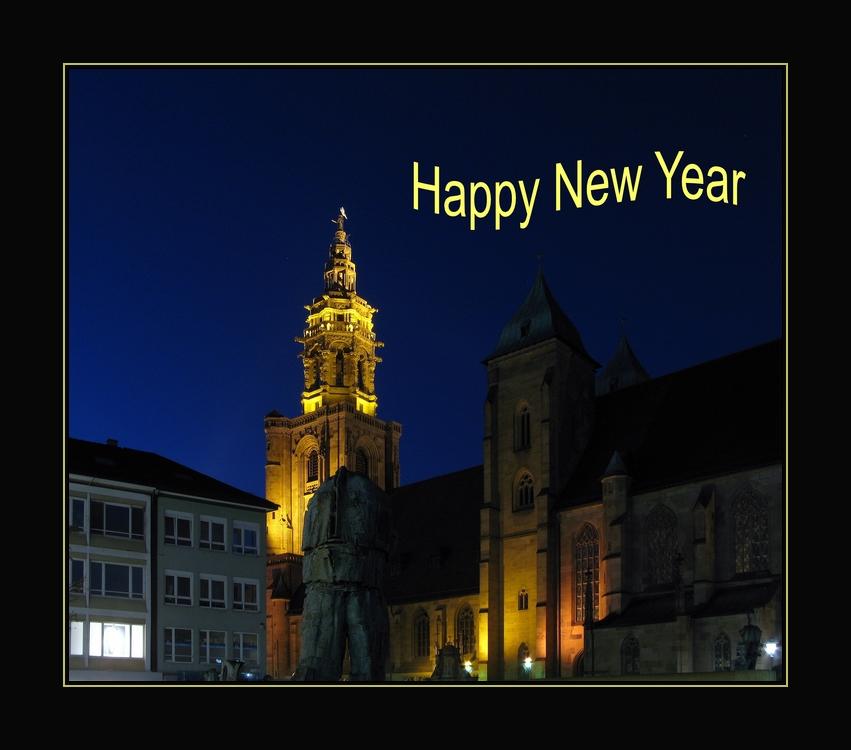 Ein gutes neues Jahr 2010
