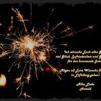 Ein gutes neues Jahr!