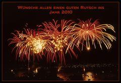 Ein gutes neues Jahr....