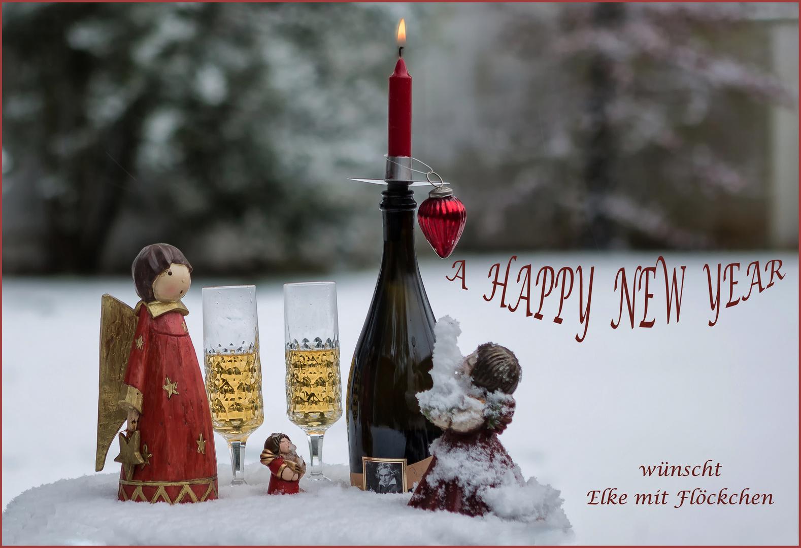 Ein gutes neues Jahr! Foto & Bild | winter, neujahr, glückwünsche ...