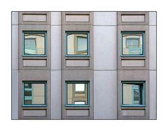 Ein halbes Dutzend Fenster