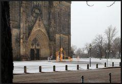 ...Ein Hauch von Schnee...