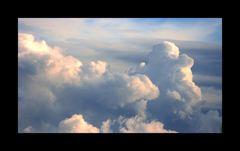° ein haufen voller wolken
