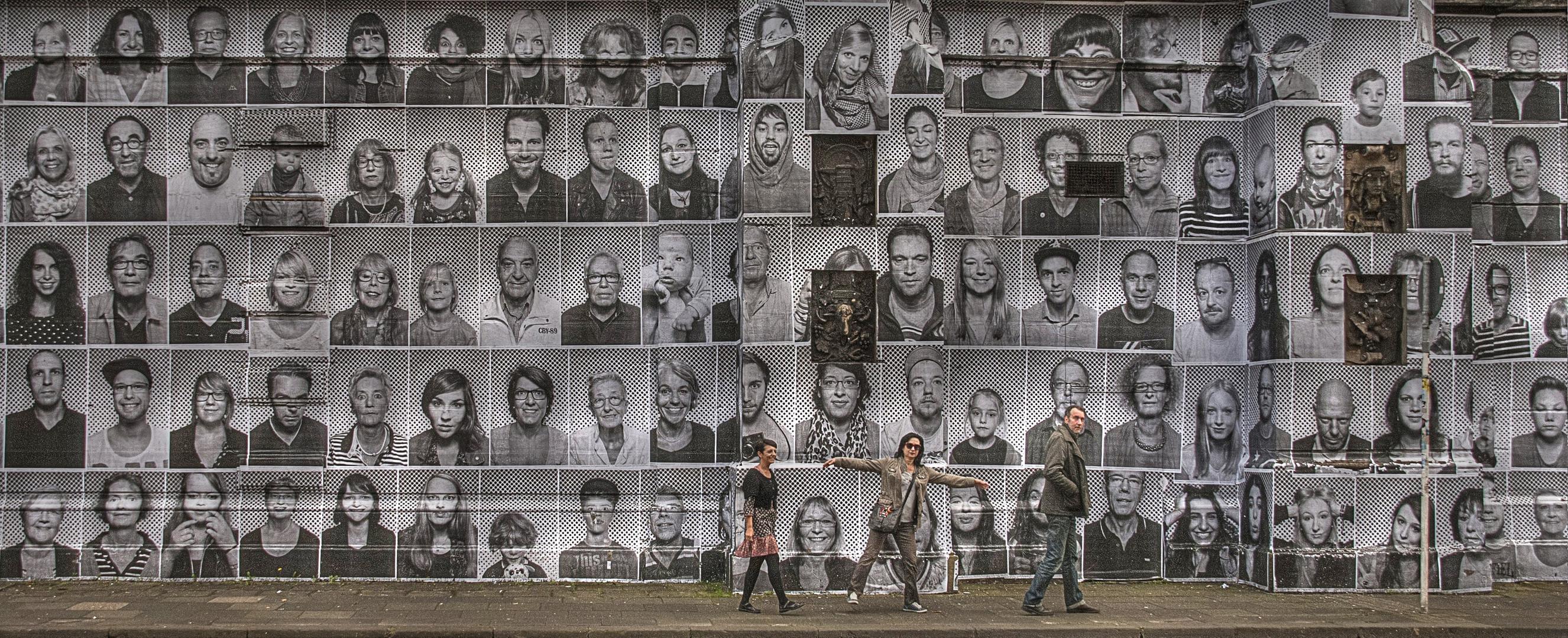 Ein Haus als Foto Objekt in Wuppertal