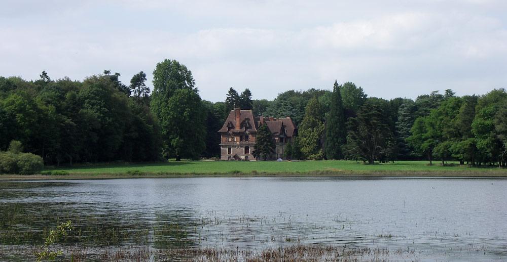 Ein Haus im Zauberwald