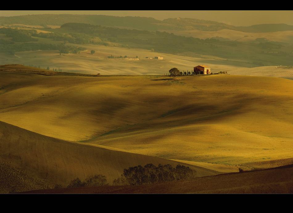 ein Haus in der Toscana