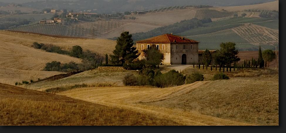 ein Haus in der ... - Toskana