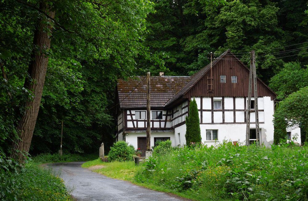 Ein Haus unterwegs...