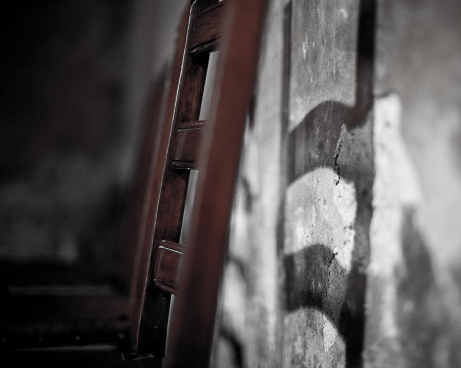 ein heiliger Stuhl
