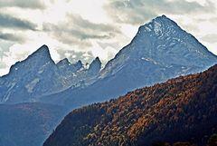 Ein Herbsttag in Berchtesgaden