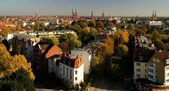 Ein Herbsttag in Lübeck 2