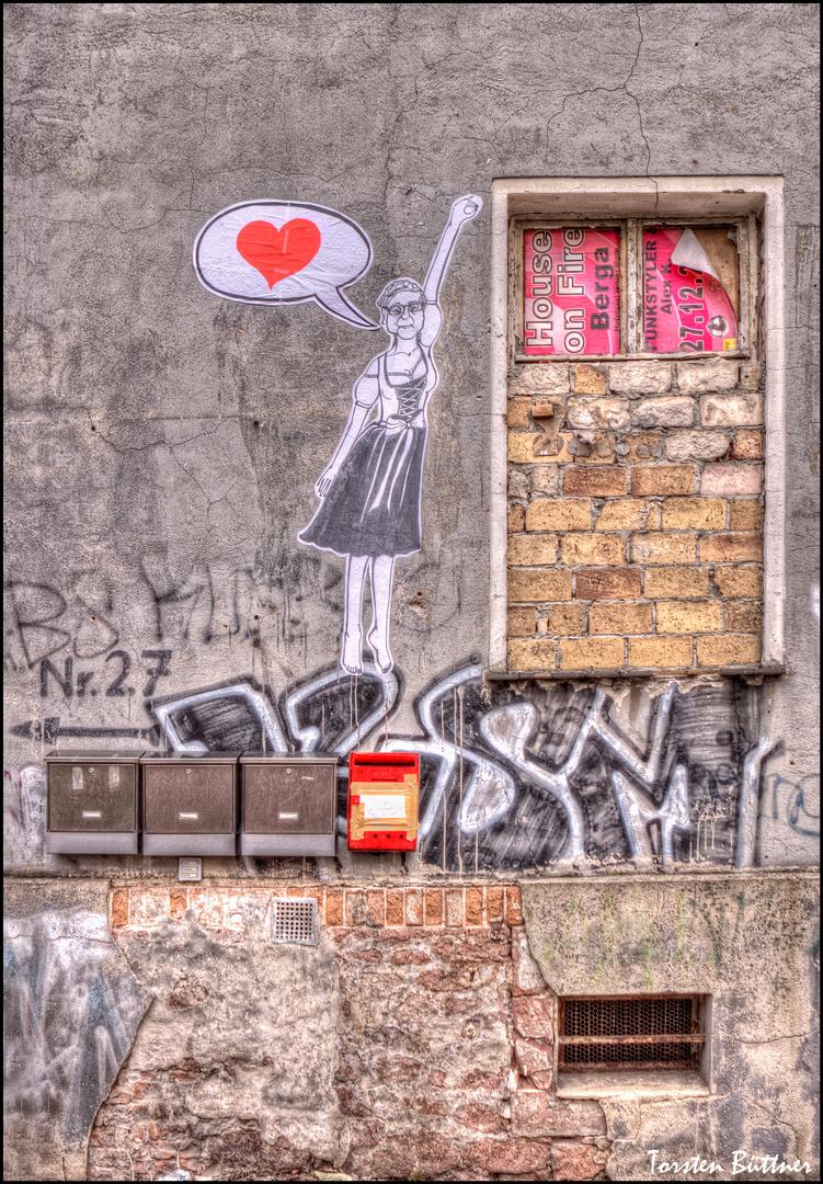 Ein Herz für......