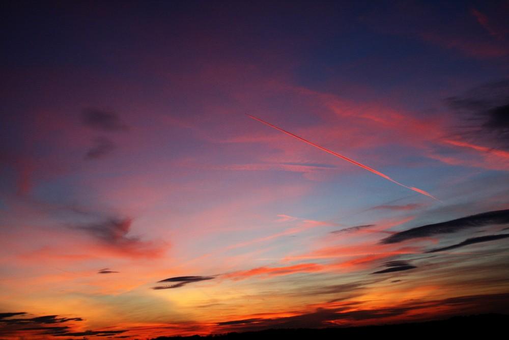 Ein Himmel - Viele Farben