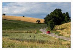 ein Hügelland im Nordwesten von Baden-Württemberg I
